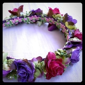 Other - Gorgeous flower headband